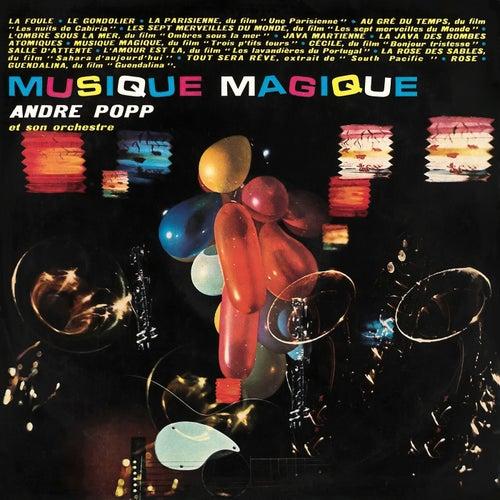 Musique magique de André Popp