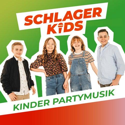 Kinder Partymusik von Schlagerkids