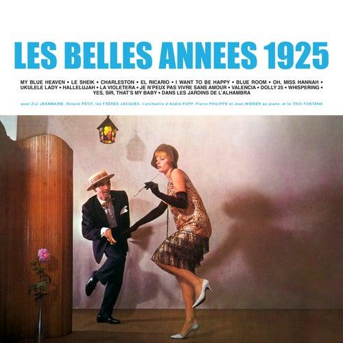 Les belles années 1925 fra André Popp