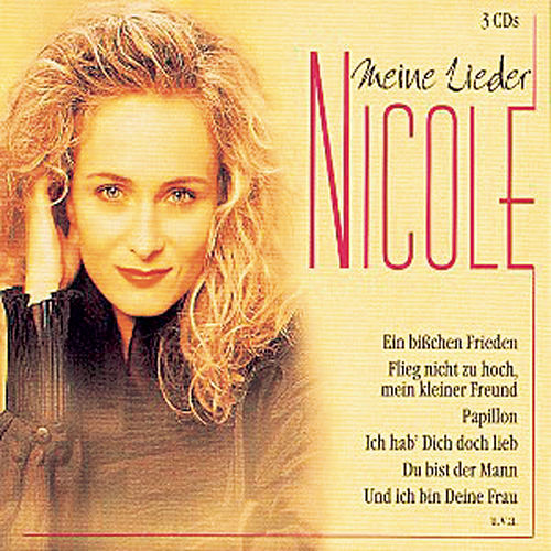 Meine Lieder von Nicole