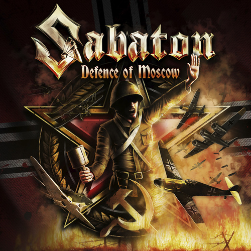 Defence of Moscow by Sabaton