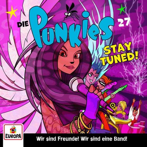 027/Stay tuned! by Die Punkies