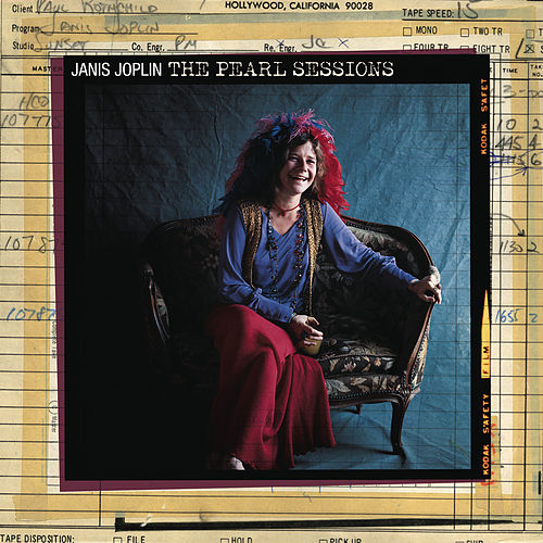 The Pearl Sessions de Janis Joplin