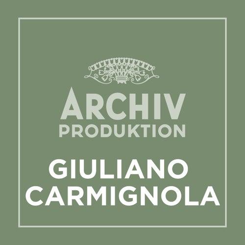 Archiv Produktion - Giuliano Carmignola by Giuliano Carmignola