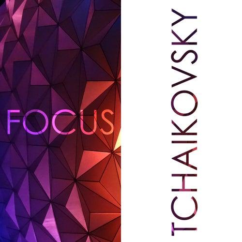 Focus - Music for Concentration: Tchaikovsky fra Pyotr Ilyich Tchaikovsky