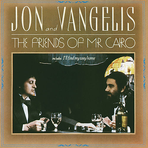 The Friends Of Mr Cairo de Jon & Vangelis