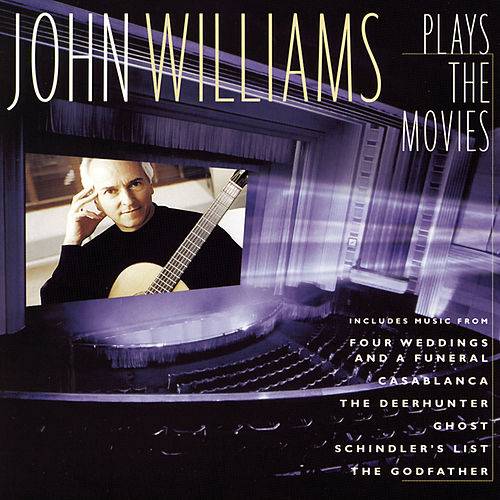 John Williams Plays the Movies von John Williams