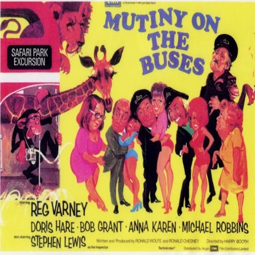Mutiny on the Buses (Theme from the Film) by Ron Grainer