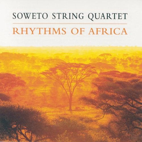 Rhythms Of Africa von Soweto String Quartet