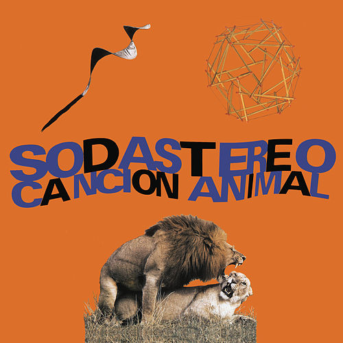 Canción Animal (Remastered) de Soda Stereo