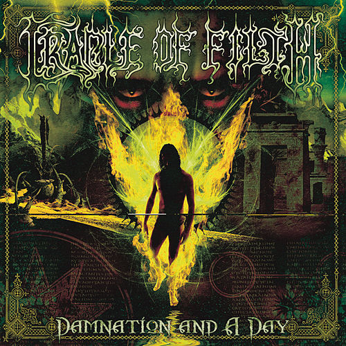 Damnation And A Day by Cradle of Filth