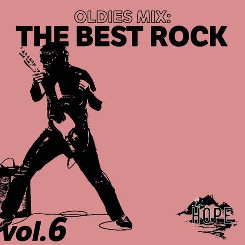 Oldies Mix: The Best Rock Vol.6 de Various Artists
