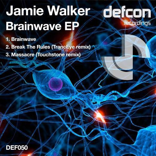 Brainwave EP by Jamie Walker