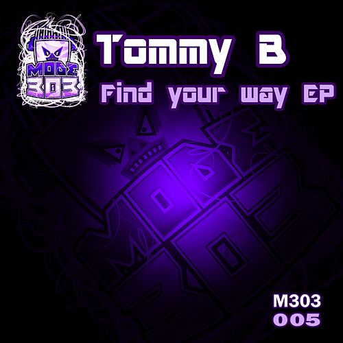 Find Your Way EP de TommyB