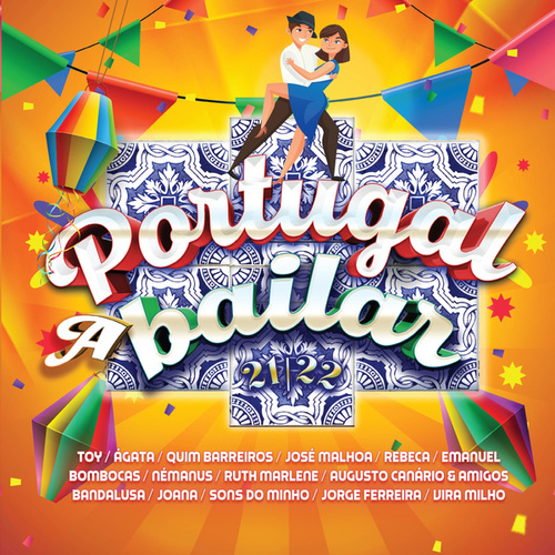 Portugal a Bailar 21/22 von Vários Artistas