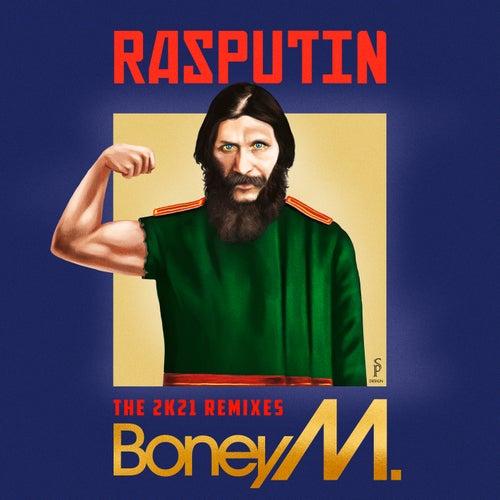 Rasputin - Lover Of The Russian Queen fra Boney M.