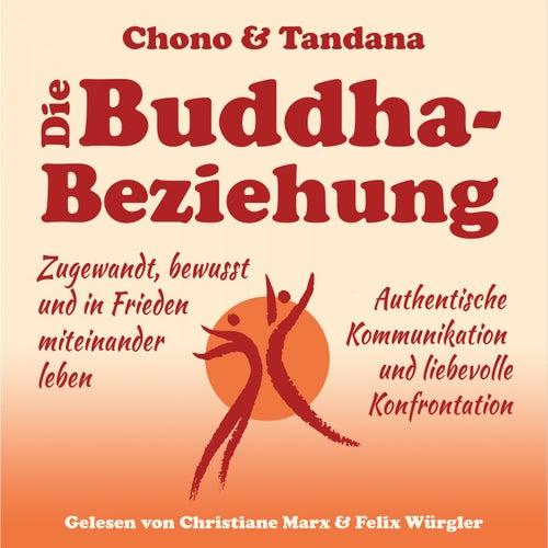 Die Buddha-Beziehung (Zugewandt, bewusst und in Frieden miteinander leben. Authentische Kommunikation und liebevolle Konfrontation) von Christiane Marx