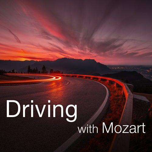 Driving with Mozart von Wolfgang Amadeus Mozart