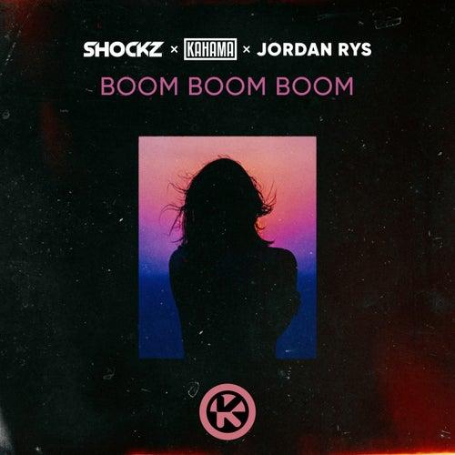 Boom Boom Boom von Shockz