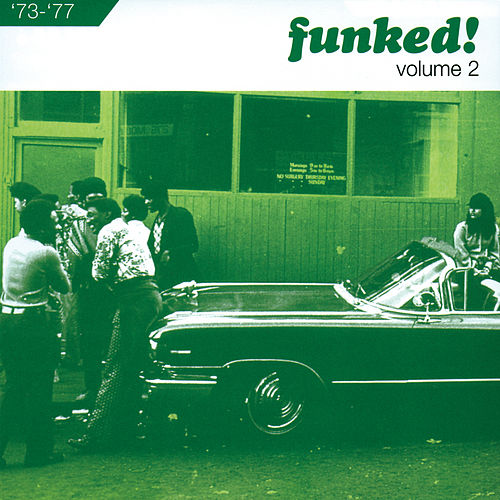 Funked! : Volume 2 1973-1977 de Various Artists