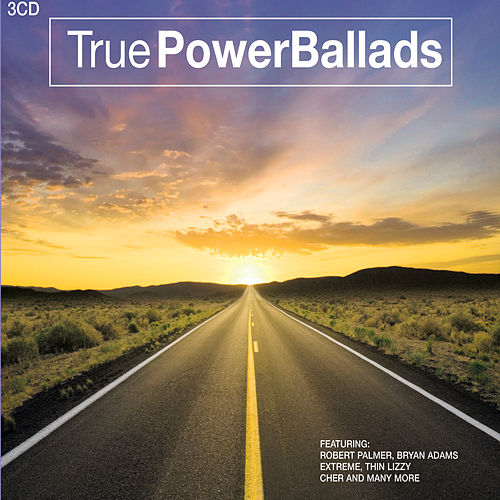 True Power-Ballads / 3CD set van Various Artists