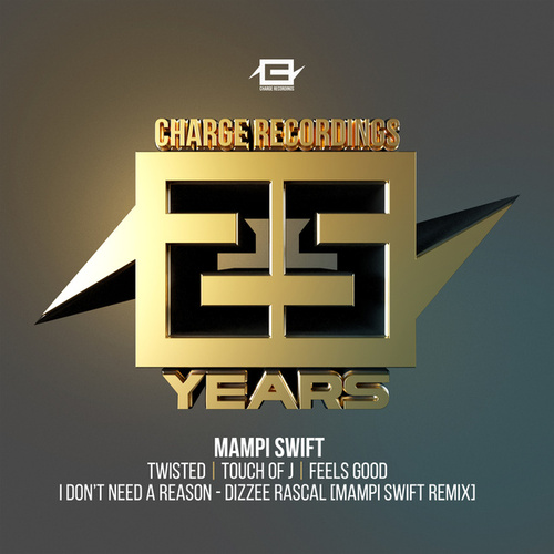 25 years of Charge de Mampi Swift