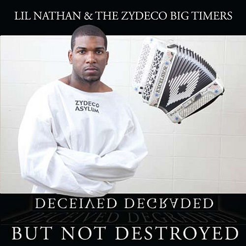 Deceived, Degraded But Not Destroyed de Lil Nathan And The Zydeco Big Timers