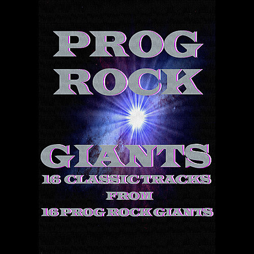 Prog Rock Giants de Various Artists
