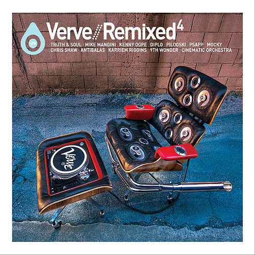 Verve//Remixed 4 de Various Artists