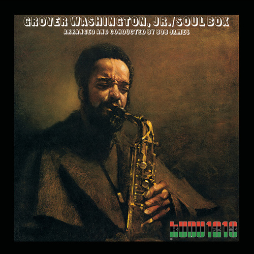 Soul Box von Grover Washington, Jr.