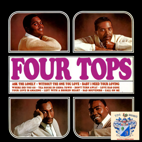 The Four Tops by The Four Tops