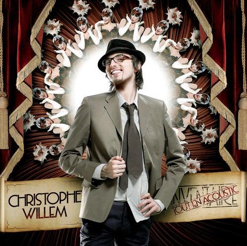Inventaire tout en Acoustic by Christophe Willem