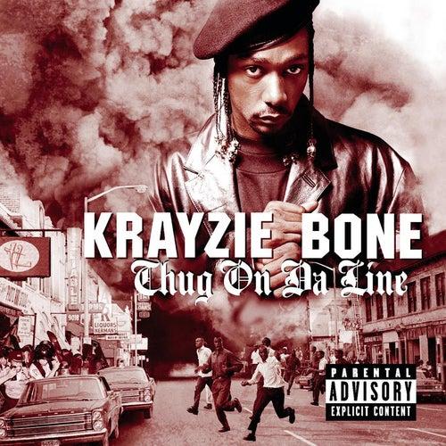 Thug On Da Line de Krayzie Bone