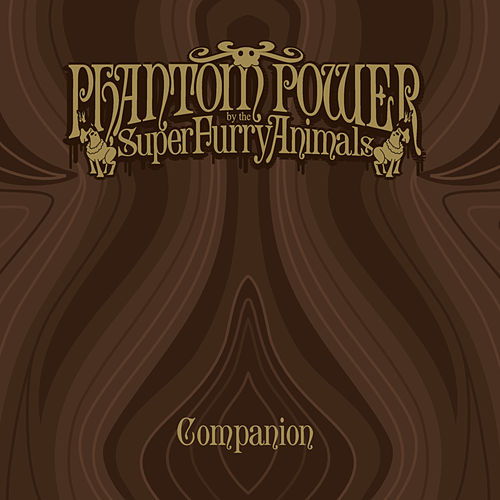 Phantom Power de Super Furry Animals