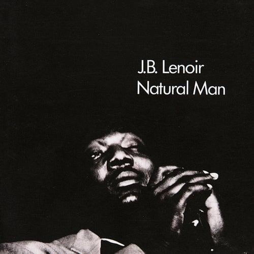 Natural Man (Expanded Edition) de J.B. Lenoir