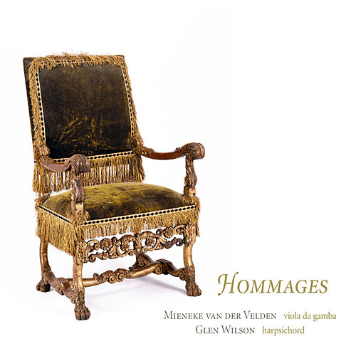 d'Anglebert, Marais, Dollé & Forqueray: Hommages de Various Artists