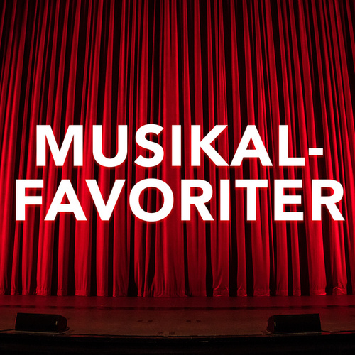 Musikalfavoriter by Various Artists