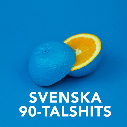 Svenska 90-talshits von Various Artists