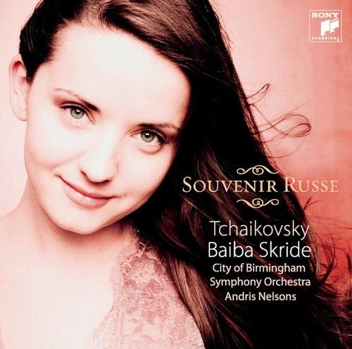 Tchaikovsky Souvenir Russe by Baiba Skride