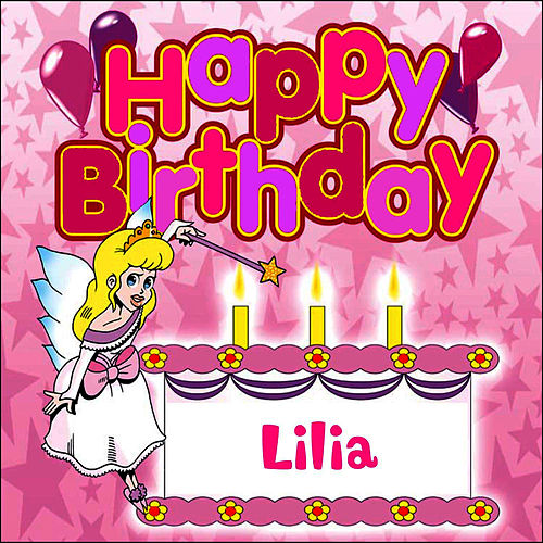 Happy Birthday Lilia von The Birthday Bunch