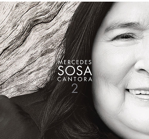 Cantora 2 de Mercedes Sosa