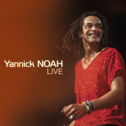 Album Live 2002 de Yannick Noah