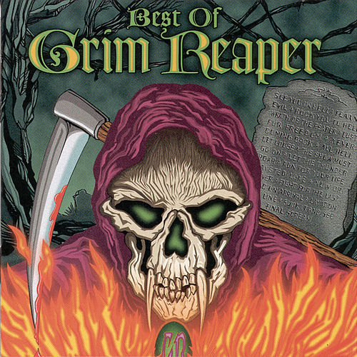 Best Of Grim Reaper von Grim Reaper