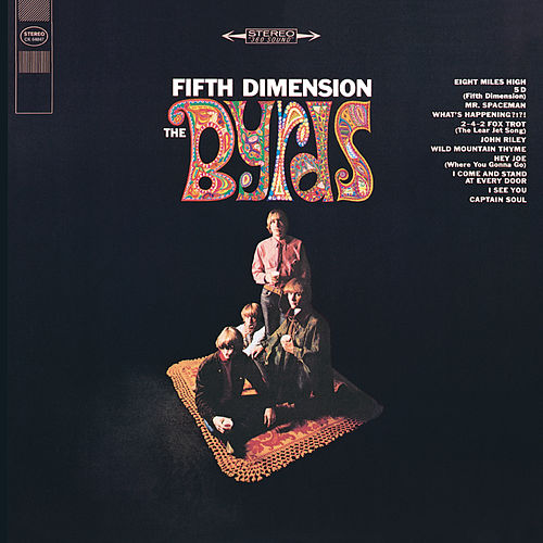 Fifth Dimension von The Byrds