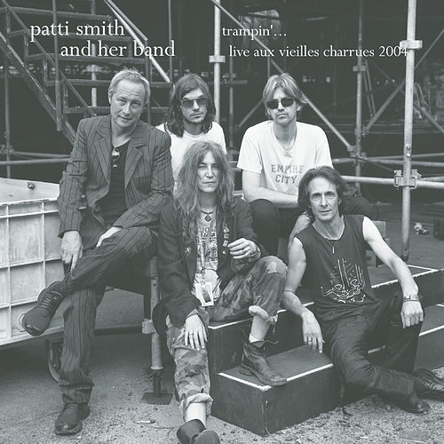 Trampin'... Live aux Vieilles Charrues 2004 by Patti Smith