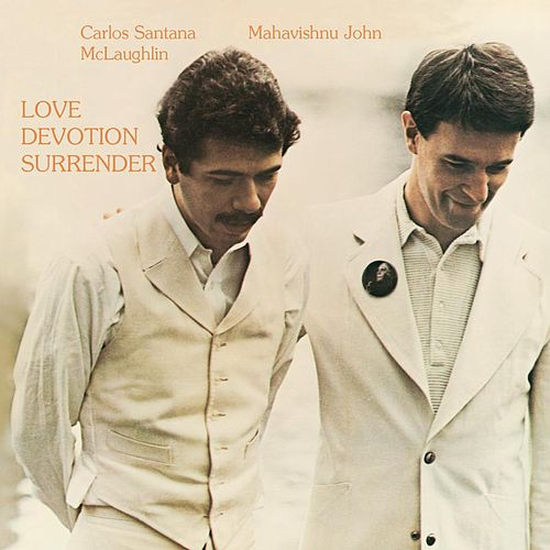 Love Devotion Surrender fra Santana