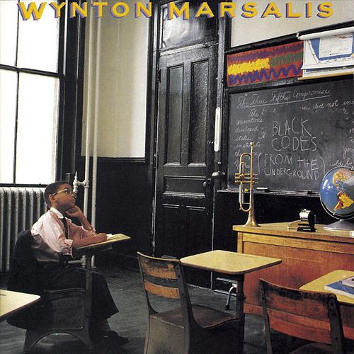 Black Codes (From The Underground) by Wynton Marsalis