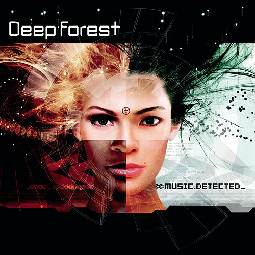 Music Detected by Deep Forest