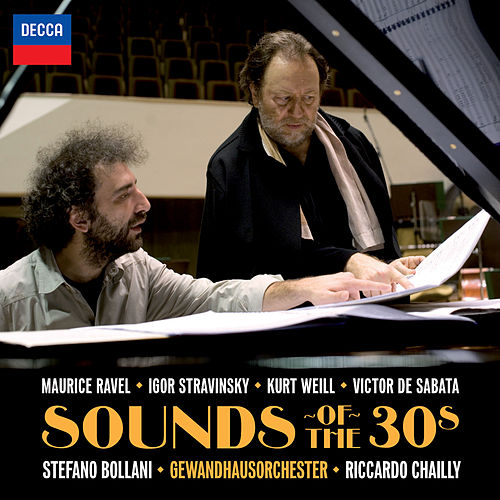 Sounds Of The 30s von Riccardo Chailly