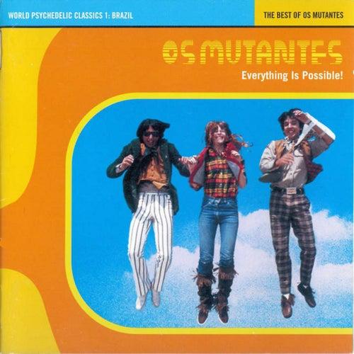 The Best Of Os Mutantes de Os Mutantes